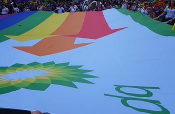 Előadás a bp Pride BRG Hungary csoportjában