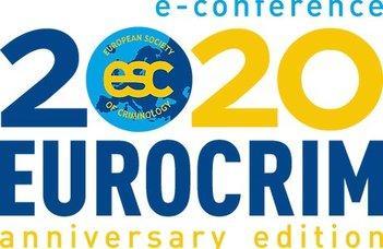 Az Európai Kriminológiai Társaság XX. konferenciája